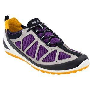 Ecco Shoes - ECCO BIOM Lite 1.3 Womens (Black/Purple)