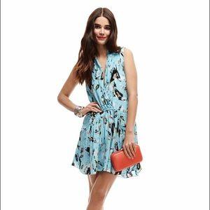 Rebecca Minkoff Mojabe Blue Dress