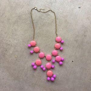 Jewelry - ✨FINAL SALE✨ bubblegum pink statement necklace