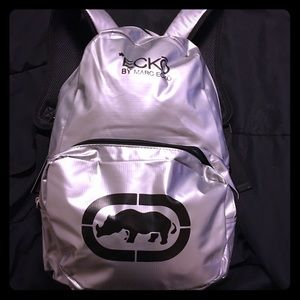 Ecko Unlimited Other - Silver Ecko Backpack