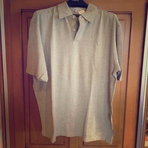 Z Zegna Other - ZEGNA SPORT- MENS POLO IN PIQUE/ LINEN FEEL FABRIC