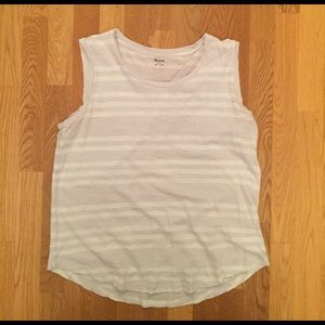 madewell whisper cotton muscle tank