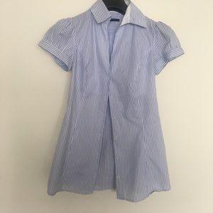 Sisley Tops - Sisley light striped shirt