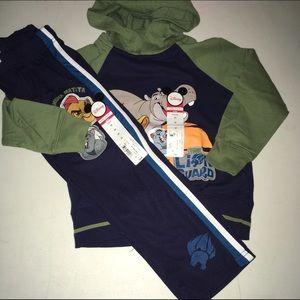 Disney Other - Disney Okie Dokie Outfit NWT Size 5T