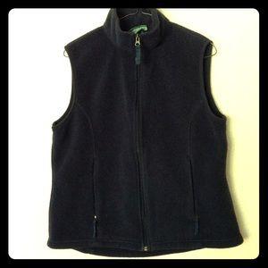 L.L. Bean Jackets & Blazers - L.L. Bean Polartec Vest