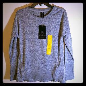 Active Life Sweaters - BNWT Active Life zip gray sweater moisture wick