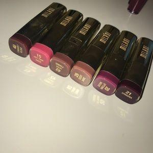 Milani Other - Miliani Lipstick Lot