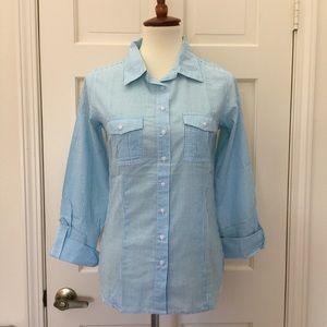 Cherokee Other - Girls striped shirt size XL