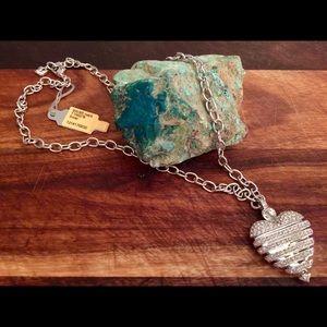 Swarovski Jewelry - Swarovski Heart Pendant