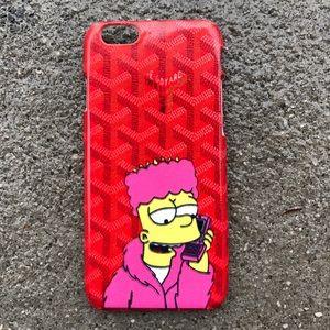 Goyard Accessories - Goyard Killa Bart Case for any iPhone!!