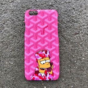 Goyard Accessories - Goyard Bart Bape Case for any iPhone!!