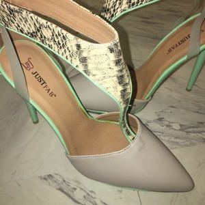 JustFab Shoes - Just Fab Heels