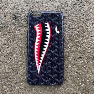 Goyard Accessories - Goyard Shark Case for any iPhone!!