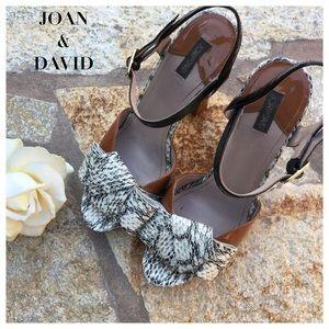 Joan & David