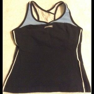 Spalding Tops - Women's athletic workout top Spalding size medium