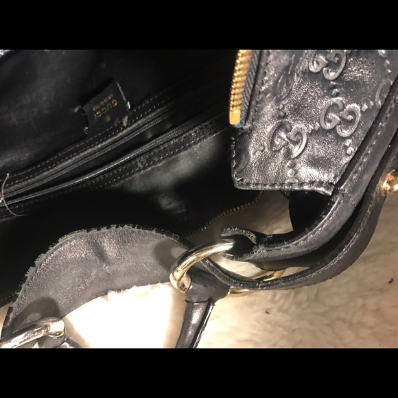 Gucci Bags - Black gucci bag