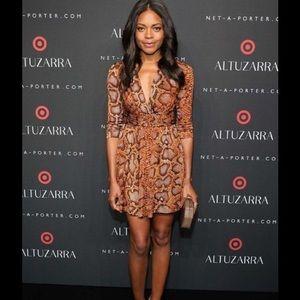 Altuzarra Dresses & Skirts - 💕 ALTUZARRA for Target python snake print dress