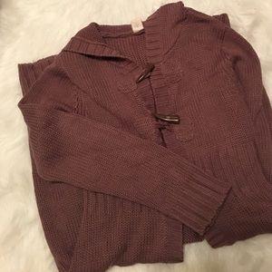 Sweaters - Long sweater coat 🍂
