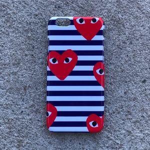 Comme des Garcons Accessories - Comme Des Garçons Case for any iPhone!!