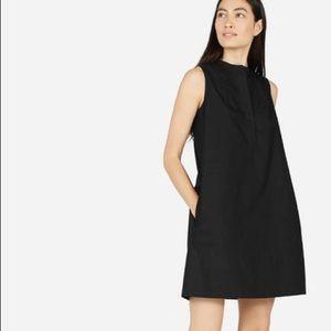 Everlane Dresses & Skirts - Everlane cotton poplin shirt dress like new
