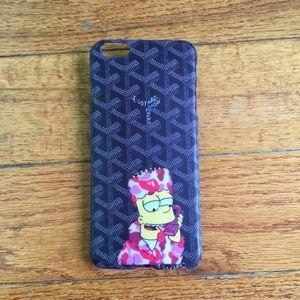 Goyard Accessories - Goyard Killa Bart x Bape Case for any iPhone case!