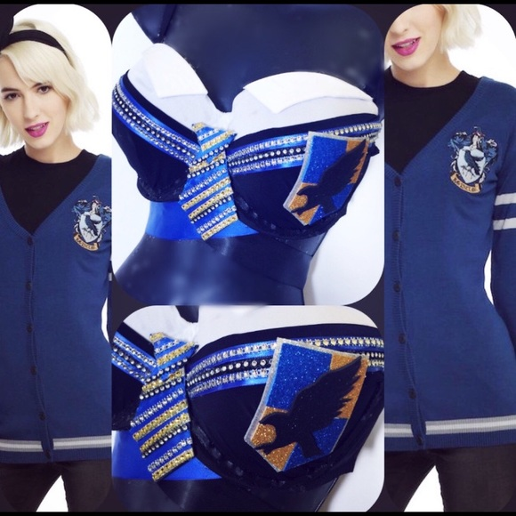 f2126a6200e6 Hot Topic Intimates & Sleepwear | Harry Potter Ravenclaw Uniform ...