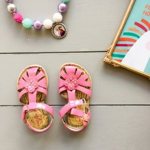 Stride Rite Other - 🌸Pink Stride Rite sandals-Size 7/GUC🌸