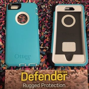 OtterBox Accessories - OtterBox Defender iPhone 6/6s Case, Seacrest Teal