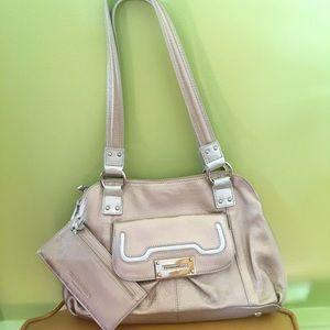 Tignanello Handbags - ⚜️Metallic Tignanello Handbag ⚜️
