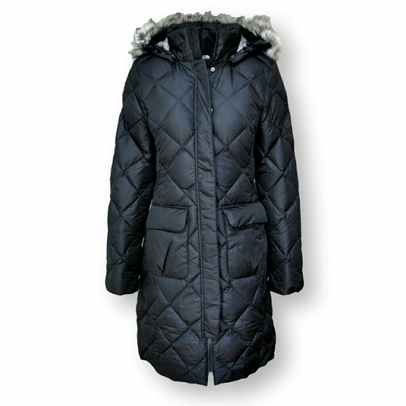 7ea30a5fb The Northface Women's redhook 550 down parka NWT