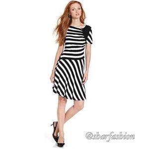 ECI Dresses & Skirts - Stripes for days 🕶💃🏽dress