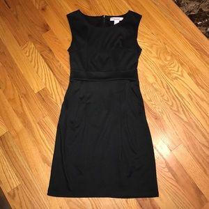 Rosebud Dresses & Skirts - Rosebud black Knit dress S