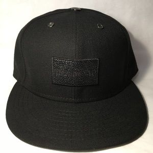 Black Scale Other - New Era: Black Scale VNDERWORLD fitted hat