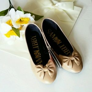 Sam & Libby Shoes - ¡Just In! Sam & Libby Chelsea Bow Ballet Flats