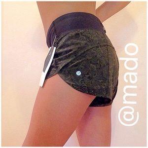 lululemon athletica Pants - NWT ✔️Speed Short by Lululemon