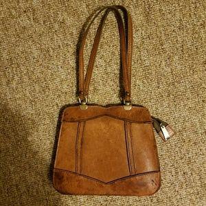 Handbags - Vintage leather handbag