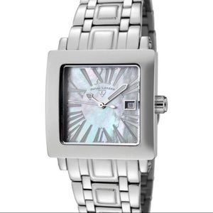 Swiss Legend Accessories - Swiss Legend Coloso Mother Of Pearl face watch