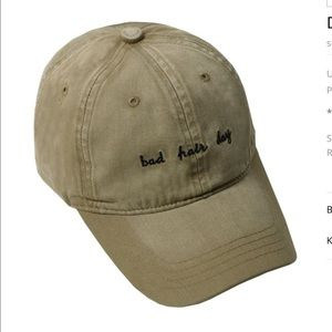 "excellencenoir Accessories - ""bad hair day"" cap"
