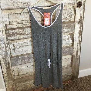 Evereve Dresses & Skirts - Tie waist dress or swim cover
