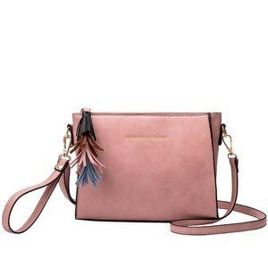 Melie Bianco Handbags - Melie Bianco Byron Quote Crossbody