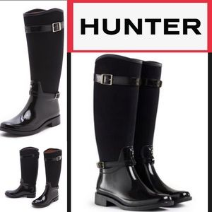 Hunter Boots Shoes - ✨Limited✨ Hunter Regent Chancery Riding Rain Boot