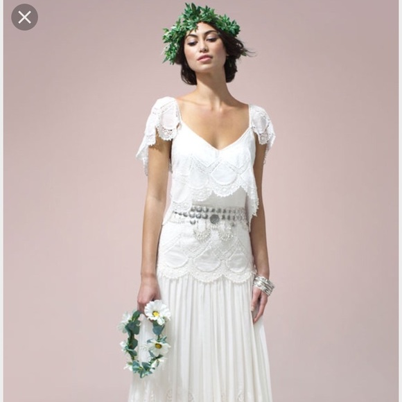 rue de seine Dresses | Eve Wedding Gown Size 16 14 Us | Poshmark