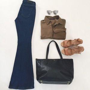 Victoria Beckham Denim - Victoria Beckham Flare Jeans