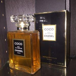 Coco Chanel Eau de Parfum 3.4oz