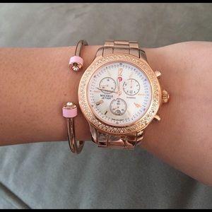 henri bendel Jewelry - Henri Bendel Rose gold Bracelet