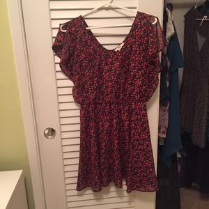 Bar III Floral Dress size XS