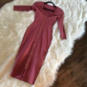 La Femme Dresses & Skirts - Femme bandage dress