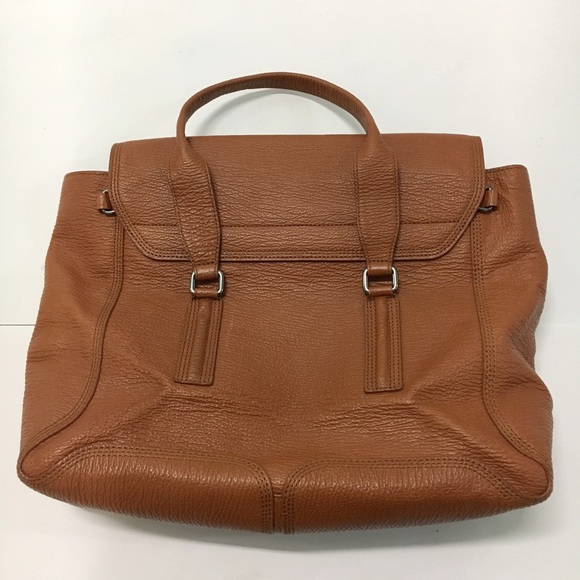 3.1 Phillip Lim Bags - 3.1 Phillip Lim Brown Large Pashli Satchel