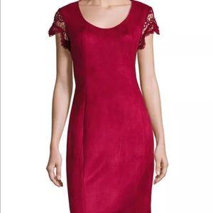 Nanette Lepore Dresses & Skirts - Nanette Lepore Cranberry Dress