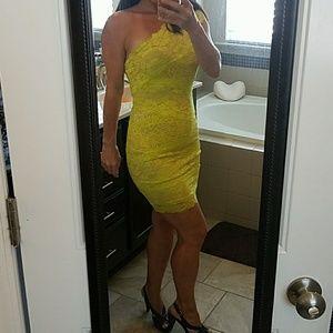 Dresses & Skirts - 💥🍀NWOT Bebe lace dress🍀💥